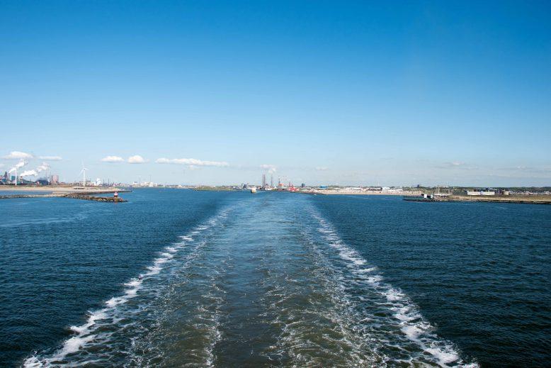 Met DFDS naar Newcastle