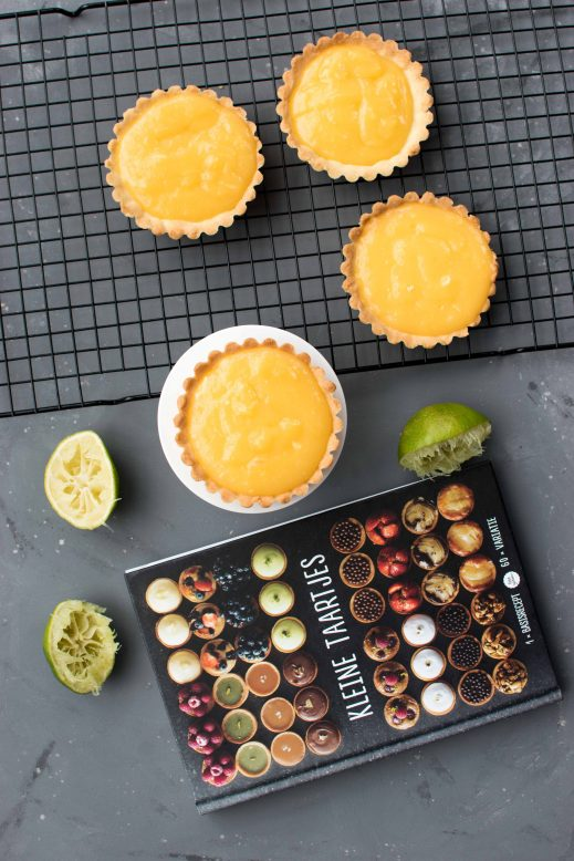 Limoentaartje van Petit Gâteau (+ review Kleine Taartjes)