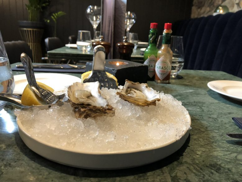 The Whitehorse Oyster & Seafood bar