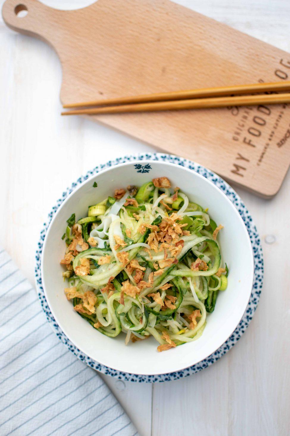 De 10 lekkerste vegetarische salades