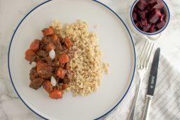 Zuurvlees naar Limburgs recept
