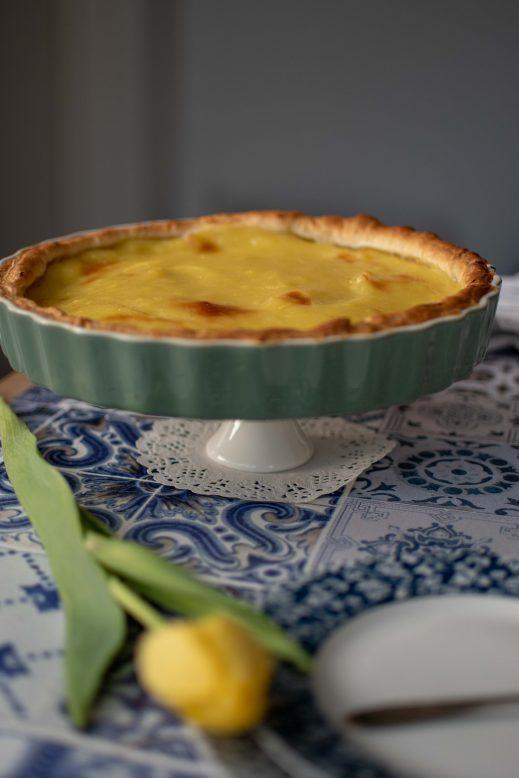 pastel de nata custard taart naar Portugees recept