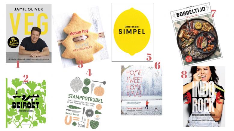 de leukste kookboeken voor kerst