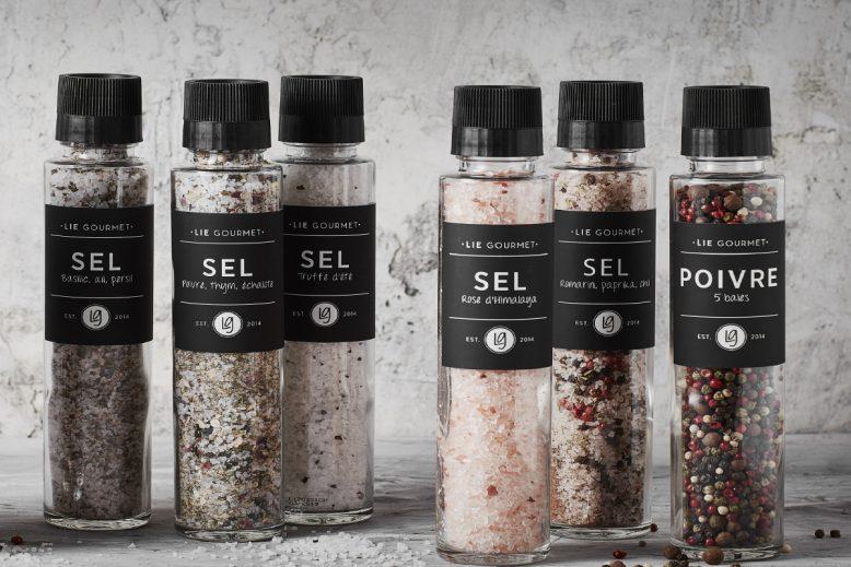 gourmet zout