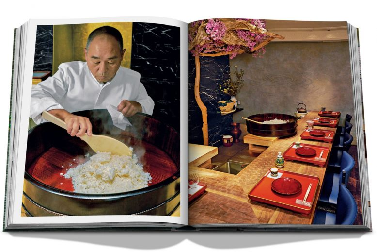sushi boek kerstcadeau