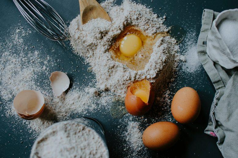 je kunt met eieren veel maken