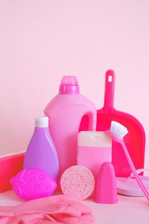 schoonmaakproducten naar keuze
