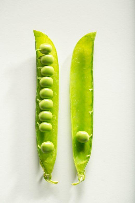 groenten bij het ontbijt eten